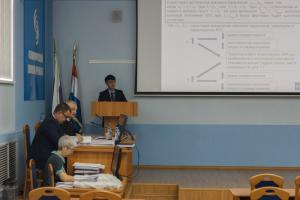 На базе российско-китайской лаборатории состоялась первая защита иностранного аспиранта