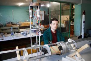 Экспериментальную ракету студентов Самарского университета запустят с французского военного полигона