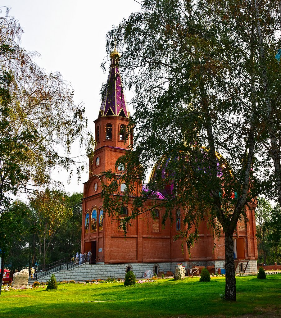 Фото города Кинель