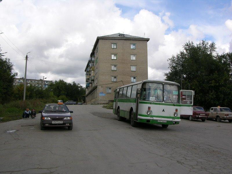 Фото и описание города Октябрьск